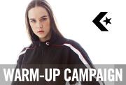 「ウォームアップキャンペーン」9月3日スタート!