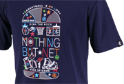 BCバックコートエディション カラフルでCOOLなプリントTシャツ&アクティブショーツを発売!